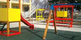 Настилки за детски площадки