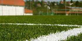 Спортна изкуствена трева
